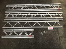 Slick Litebeam ladder trussing & pins