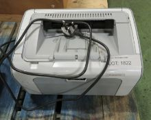 HP Laser Jet P1102 printer