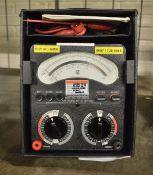 Megger Avometer MK 4 - NSN 6625-99-722-8685