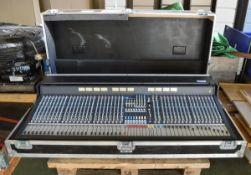 Allen & Heath ML3000 32 Channel Mixing Desk In Flight Case