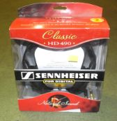 Sennheiser Classic HD 490 Headphones