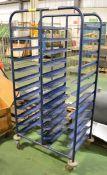 Tray Rack on Wheels - L660 x W660 x H1770mm