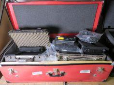Shure, Gemini and TOA Wireless Microphone/Headset Microphone & Radio Reciever Assortment i