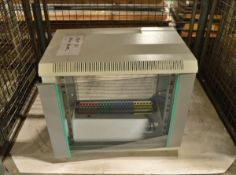 Glass Front Network Cabinet