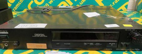 Sony PCM-701ES Digital Audio Processor