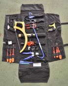 Electrician Tool Set & Tool Roll
