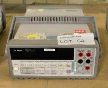 HP 34401A Multimeter