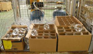 Wine & Pint Glass Assortment