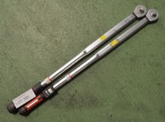 2x Norbar 330 Torque Wrench 45-250 ibf ft