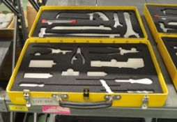 Yellow GRP Tool Case
