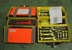 Yellow Portable Tool Box