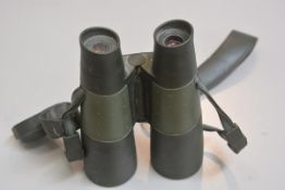 A pair of Zeiss adjustable field glasses 10x56b T star B star, 725923, complete with lens cover and
