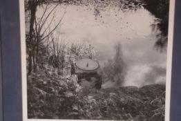 Martyn Greenhalgh, Little Sparta, photographs from the Garden (36cm x 36cm)