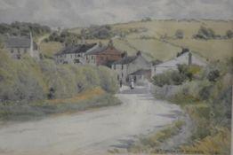 W Smallwood Winder, Rural Scene, watercolour, signed (21cm x29cm)