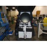 """Scherr Tumico Model 22-2500 Comparator, DRO, 30"""" Screen"""