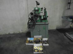 Hybco Tap Grinder Model 1100 With Tooling