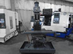 Supermax YCM-40 CNC Vertical Mill With Centroid Control
