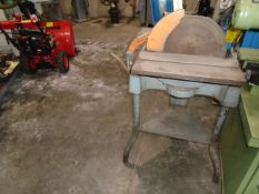 "Heavy Duty Disc Sander 14"" diameter 1 HP/1750 RPM 230/460 V 3Ph."
