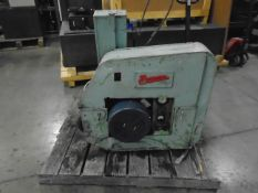 "Ryman Model 517 Belt Sander/Polishing/Grinding Head 4"" wide x 15 HP 230/460 V 3 PH Air Activated"