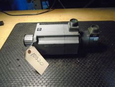 Mitsubishi AC Servo Motor HA80C-S With Encoder OSE5KN-6-12-108