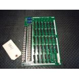 Mitsubishi Servo Board 03-81581-02 Com