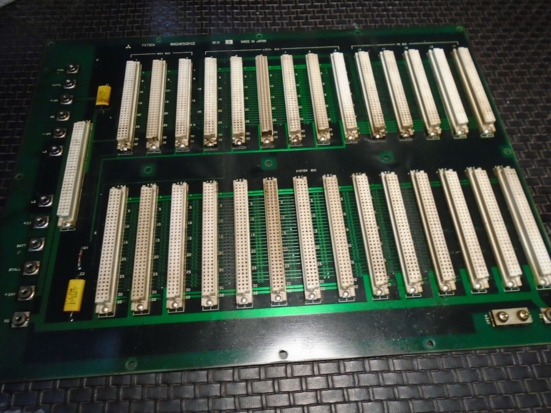 Mitsubishi BN624E502H02 Servo Board