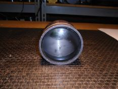 Jones & Lamson FC30 Comparator Front Light Condensing Lens It has chips in the glass Stock 10579