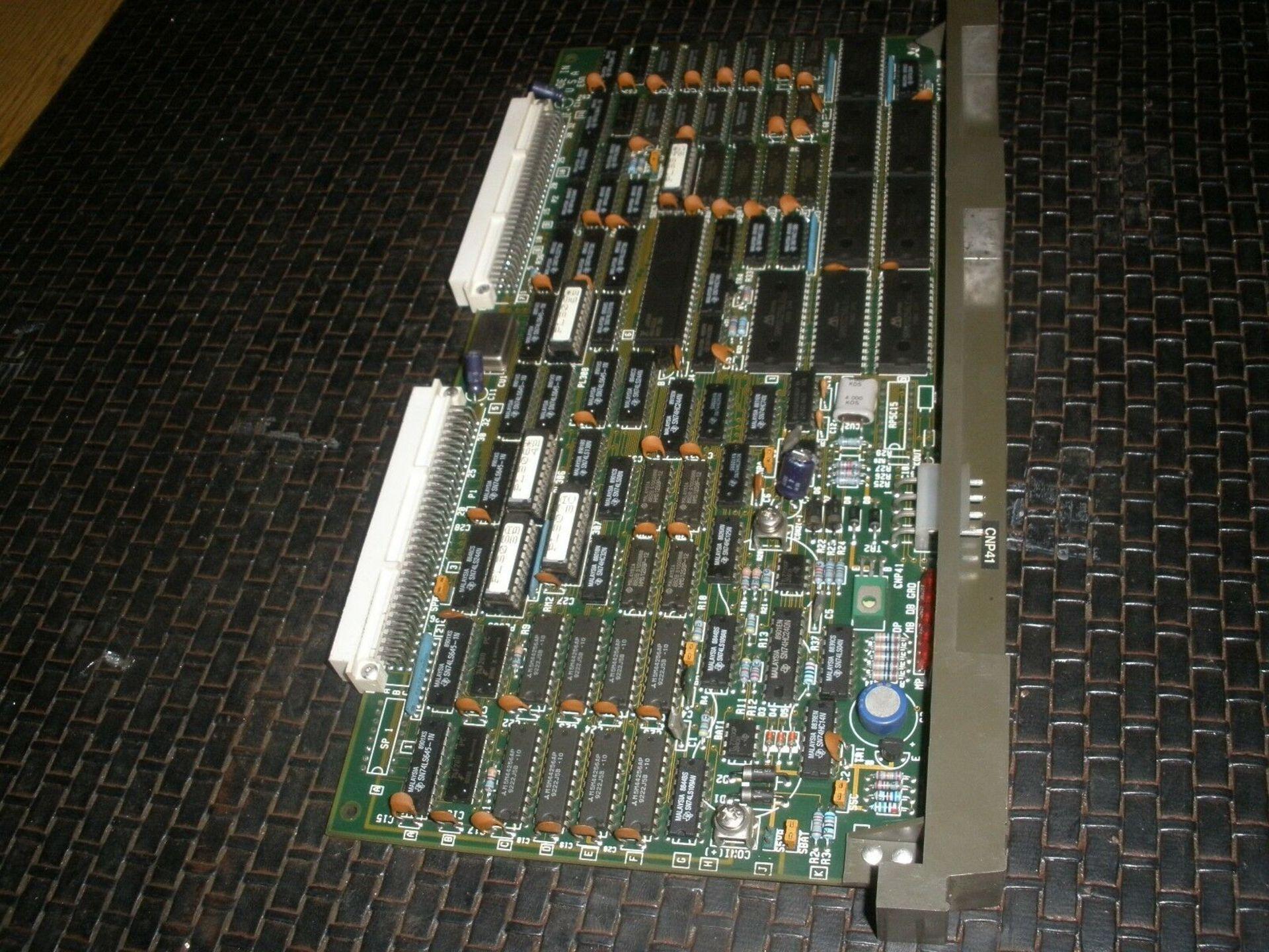 Mitsubishi Servo Board BN624A814G53 Rev A