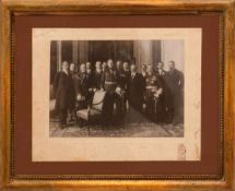 D. MANUEL II E DIVERSAS PERSONALIDADES