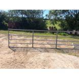 NEW 14' YARD GATE
