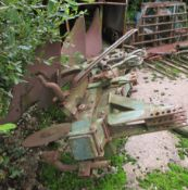 3F RANSOMES PLOUGH SPARES & REPAIRS