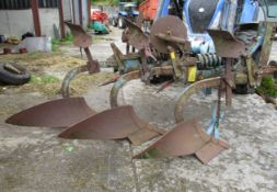 3F RANSOMES PLOUGH