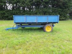 4/5T TIPPING TRAILER
