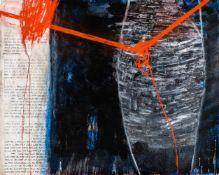 Richard Kaplenig (hs art)Kötschach-Mauthen 1963 *Ohne Titel / untitledMischtechnik auf Leinwand