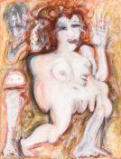 Adolf Frohner (hs art)Groß-Inzersdorf 1934 - 2007 WienHommage an die Venus von