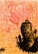 Gunter DamischSteyr 1958 - 2016 WienOhne Titel / untitledÖlkreide auf Papier / oil crayon on