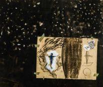 Herbert Brandl (hs art)Graz 1959 *Ohne Titel / untitledMischtechnik und Collage auf Papier auf