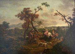 Johann Elias Ridinger, Die Hirschhatz