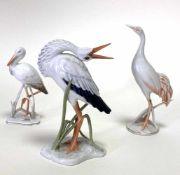 Drei Tierplastiken Fritz Heidenreich