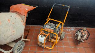 Evolution Evo System mobile pressure washer