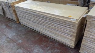 15 off ash FD30 fire doors, dimensions 2040 x 626 x 44, product code 025426, made by Penrith Door Co