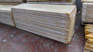 20 off ash foil doors, dimensions 2040 x 626 x 40, product code 298293