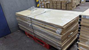 15 off ash foil doors, dimensions 2040 x 926 x 40. Product code 298312