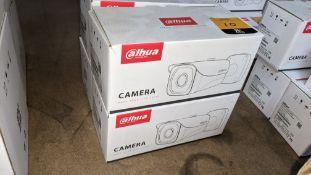 2 off Alhua IP cameras model DH-IPC-HFW4421EP