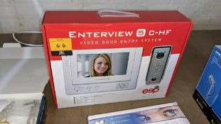 Enterview 5 C-HF video door entry system