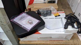 Alhua Technology net video recorder model DHI-NVR1104-P