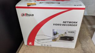 Alhua Technology network video recorder model DHI-NVR4104H-P