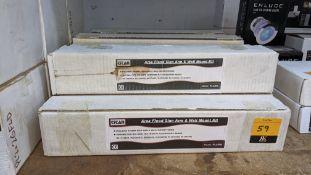 11 off Titan area flood sign arm & wall mount kits