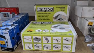 2 off Dynamat Dynabox in-ceiling speaker enclosures, individually boxed