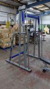 Exigo-UK Olympic squat rack